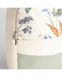 Fiorelli White Trenton Backpack