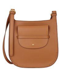 Nica Brown Clara Large Across Body Bag