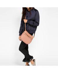 Nica - Pink Finn Large Across Body Bag - Lyst
