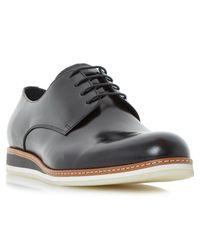 Dune | Black Benji Bordo High Shine Shoes for Men | Lyst