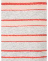 White Stuff Gray Narrator Stripe Jumper