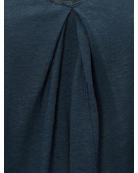 White Stuff Blue Mark Makers Jersey Vest
