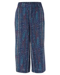 White Stuff Blue Alice Spring Trousers