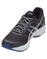 Asics Black Gel-phoenix 8 Men's Running Shoes for men