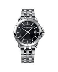 Raymond Weil Metallic 5591-st-20001 Men's Tango Stainless Steel Bracelet Strap Watch for men