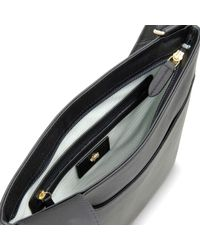 Radley Black Pocket Bag Leather Large Cross Body Bag