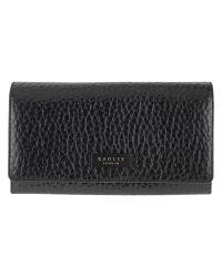 Radley Black Abbey Leather Matinee Purse