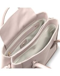 Radley Multicolor Boundaries Medium Leather Grab Bag