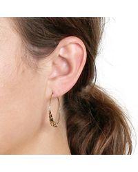 Dyrberg/Kern - Metallic Dyrberg/kern Cora Twirl Earrings - Lyst