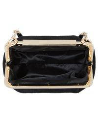 Dune Black Elegance Across Body Bag