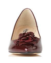 L.K.Bennett Multicolor Portia Metallic Heel