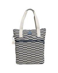 Kipling Multicolor Real Fun Shopper Bag