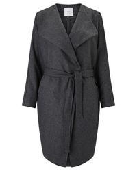 Minimum - Gray Falka Jacket - Lyst