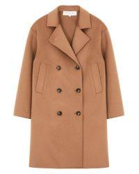 Gerard Darel Brown Gaia Coat
