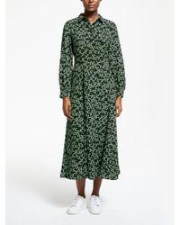 Numph Green Iria Dress