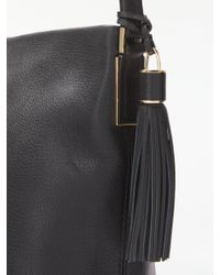 Kate Spade - Black Cameron Street Natalya Small Leather Satchel - Lyst