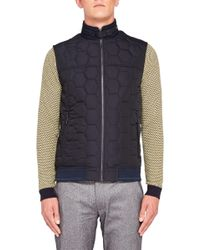 Ted Baker - Blue Ferny Jacket for Men - Lyst