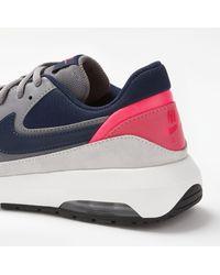 Nike Gray Air Max Nostalgic Women's Trainers for men