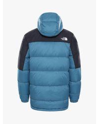 The North Face Blue Diablo Down Jacket for men
