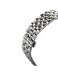 88 Rue Du Rhone Metallic 87wa140024 Men's Double 8 Origin Stainless Steel Bracelet Strap Watch for men