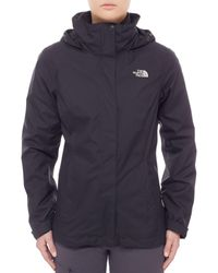 The North Face Black Evolve Ii Triclimate 3-in-1 Waterproof Women