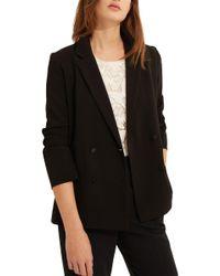 Gerard Darel Black Regina Jacket
