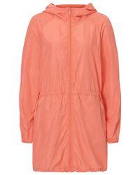 Betty Barclay Orange Lightweight Parka Jacket