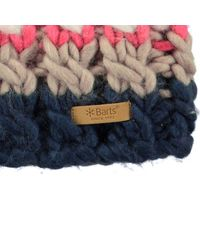 Barts Multicolor Feather Beanie