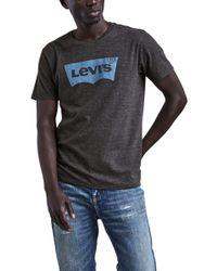 John Lewis Multicolor Levi's Housemark Tri Blend T-shirt for men