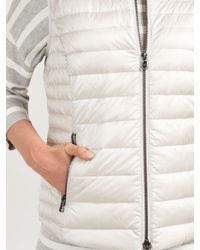Gerry Weber Multicolor Quilted Gilet