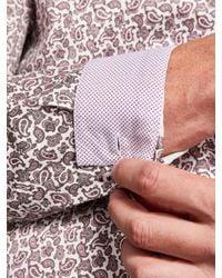 Ted Baker - White T For Tall Lysee Long Sleeve Shirt for Men - Lyst