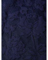 Sugarhill - Blue Kim Lace Dress - Lyst