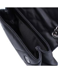 Kurt Geiger   Black Mini Kensington Leather Bag   Lyst