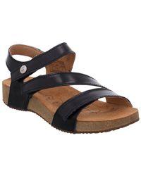 Josef Seibel Multicolor Tonga 25 Triple Strap Sandals