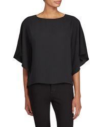 Ralph Lauren Black Lauren Anielka Shirt