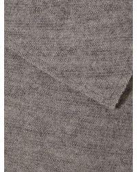 Phase Eight Gray Bellona Waterfall Coat