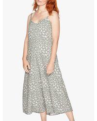 Thought Multicolor Harper Floral Print Slip Dress