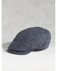 John Varvatos - Gray Ivy Hat for Men - Lyst