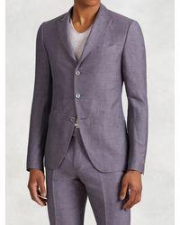John Varvatos - Gray Austin Sportcoat for Men - Lyst