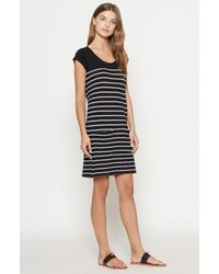 Joie Black Kaelem Dress