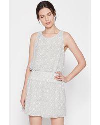 Joie   Multicolor Lawska Silk Dress   Lyst