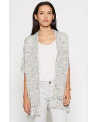 Joie | Gray Sona Sweater | Lyst