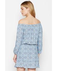 Joie - Blue Sarnie Dress - Lyst