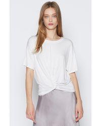Joie - White Kumie T-shirt - Lyst