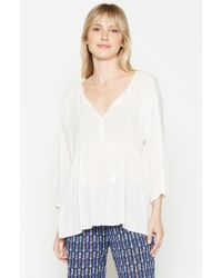 Joie | White Ulyana Top | Lyst