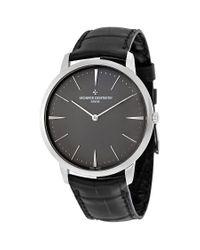 Vacheron Constantin Metallic Patrimony Mens Watch -9539 for men