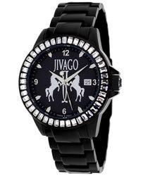 Jivago Folie Black Dial Mens Watch for men