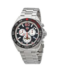 Tag Heuer Black Formula 1 Chronograph Mens Limited Edition Indy Watch for men