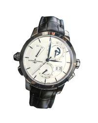 Ulysse Nardin Metallic Classic Sonata Silver Dial Automatic Mens Watch -05/90 for men