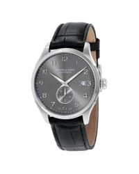 Hamilton Gray Jazzmaster Maestro Grey Dial Mens Watch for men